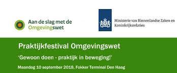 Ministerie BZK – Praktijkfestival Omgevingswet 2018 – Maasvlakte ll